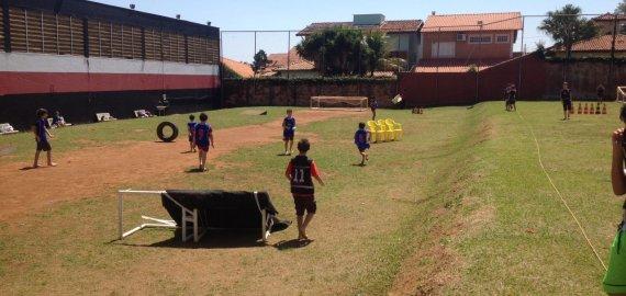 Paintball - Dia das Crianças