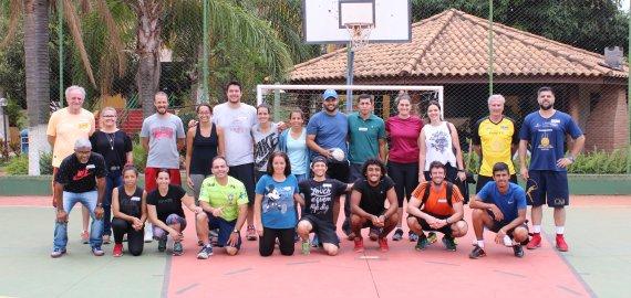 Curso de Iniciação Esportiva