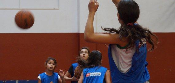 Basket Feminino