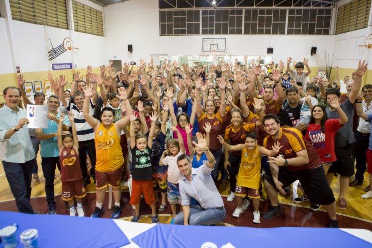 Chuí Esportes apresenta núcleo da NBA Basketball School em Franca
