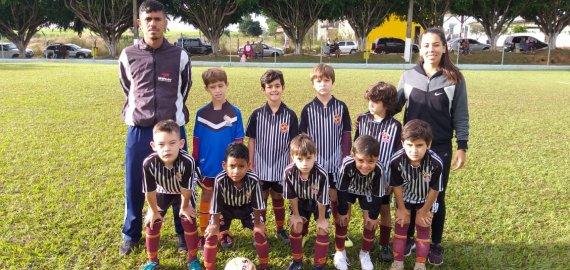 Futebol Chuí Esportes disputa jogos pela Supercopa
