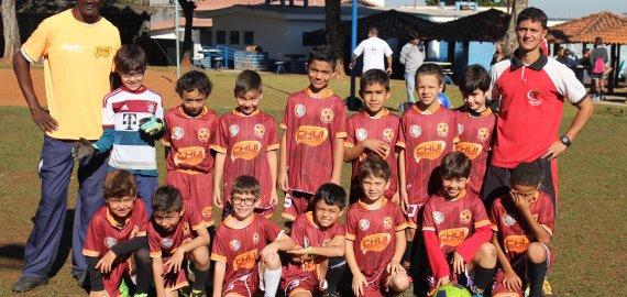 Equipes Chuí Esportes jogaram pela Copa MG Esportes
