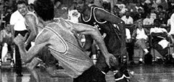 Antes de brilhar na NBA, Tim Duncan jogou em Belo Horizonte contra o nosso Chuí