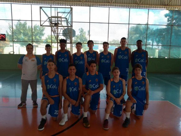 Sub-14, 15 e 16 do Instituto Chuí estreiam na Liga Regional