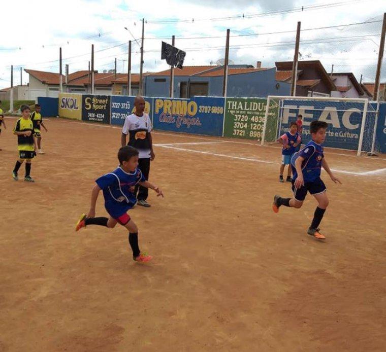 Chuí Esportes apoia projeto social no Jardim Paulistano