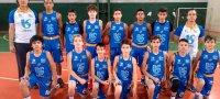 Equipe sub-13 do Instituto Chuí jogou semifinais do Interior em Bauru