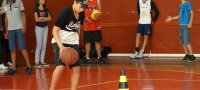 Chuí Esportes recebe alunos de escola pública de Claraval-MG