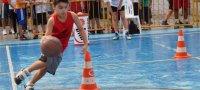 Torneio de habilidades para crianças movimenta alunos Chuí Esportes